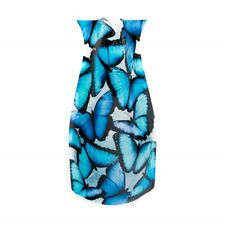 Modgy Myvaz Collapsible / Expandable Flower Vase - Blue Morpho Butterfly