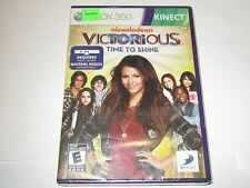 Victorious Time to Shine (Xbox 360, 2011) NEW