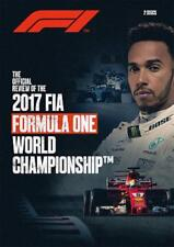 OFFICIAL REVIEW OF THE 2017 FIA FORMULA ONE WORLD CHAMPIONSHIP NEW DVD