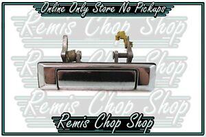 LHF Front Left Exterior Door Handle 12/83 Cressida MX62 Parts - Remis Chop Shop