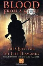Blood from a Stone: The Quest for the Life Diamonds-ExLibrary