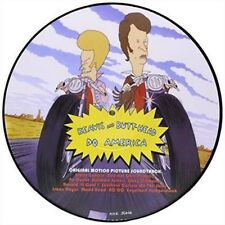 Beavis and Butt-Head Do America [LP] by Original Soundtrack (Vinyl, May-2016, Geffen)