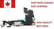 iPhone 6S+ Plus WHITE charging port, headphone jack, data USB flex cable