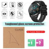 Película protectora Vidrio blando Parachoques LCD For Huawei Watch GT2 46mm