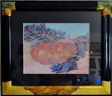 """Kunstdruck """"Stillleben""""nach Vincent van Gogh im passenden Galerie--Rahmen"""