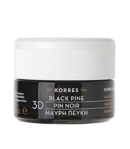 Korres Black Pine Natural 3D Sculpting Firming Lifting Day Cream Normal Com 40ml