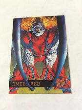 OMEGA RED  card nr 35 X-MEN '95 FLEER ULTRA  MARVEL