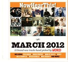 (FP806) Now Hear This! Issue 109 March 2012 - The Word CD