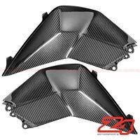 2012-2016 Duke 125 200 390 Gas Tank Side Cover Panel Cowl Fairing Carbon Fiber