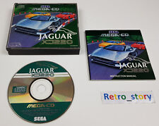 SEGA Mega-CD Jaguar XJ220 PAL