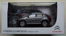 Citroen C4 Aircross_made in Japan_Paris MotorShow 2012_Modellauto Car model 1:43