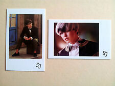 SUPER JUNIOR SJ MAMACITA AYAYA Mini Postcard Post Card - Sungmin Set (2 pcs)