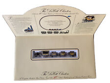 BACHMANN HO SCALE DEWITT CLINTON HISTORIC TRAIN SET w/TRACK & POWER PACK - NEW