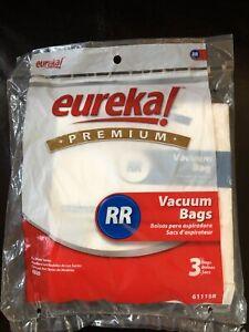 Genuine Eureka Premium RR Style Vacuum Bags 3 Bags Fits Model Series 4800