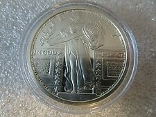 1oz Standing Liberty .999 Fine Silver Proof Round - encapsulated
