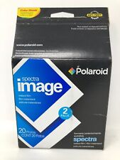 Vintage Polaroid Spectra Image Instant Film (2-in-1 Pack) Expired 06/08