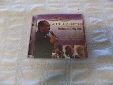 Ambassador Bobby Jones FAITH UNSCRIPTED (2007, CD, 2 Discs, Sunrise)