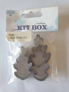 Sugar Craft Leaf Kit Box Cutters