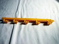 Strombecker 1/32 Slot Car Lot of  (8)  Yellow Guard Rail in Excellent Condition