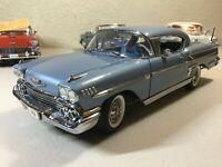Danbury Mint 1958 Chevrolet Impala Sport Coupe (No Box, BEAUTIFUL!)