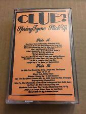 RARE! DJ Clue? The Springtyme Stickup CLASSIC 90s NYC Hip Hop Cassette Mixtape