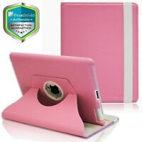 PU Leather Folio Case Cover w/ Stand for Apple iPad 2 3 4 Gen w/ Retina Display