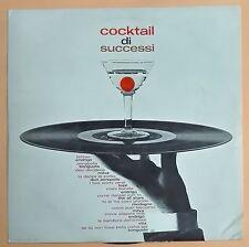 "45492 LP 33 giri - Compilation ""Cocktail di successi"" - Cetra rec, - 1965"