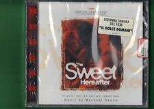 THE SWEET HEREAFTER COLONNA SONORA IL DOLCE DOMANI CD NUOVO SIGILLATO