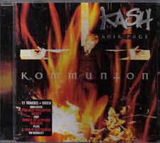 Kash&Nik Page-Kommun On cd album +Video