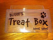 Personalizzata PET considera Storage box.dog GATTO CUCCIOLO GATTINO CRICETO Topi Gerbil