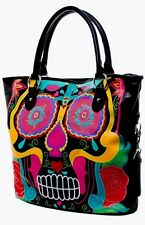 Iron Fist Skull Sugar Sugar Tote New Season 2016 Sealed Genuine Merchandise
