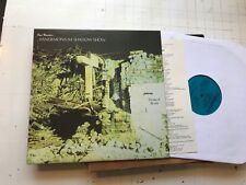 PAUL ROESSLER'S Pandemonium Shadow Show LP TWISTED ROOTS 1983 black flag 45grave