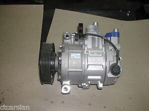 AUDI A4 B6  A/C AIR CON COMPRESSOR 8E0 260 805 G / 8E0260805G