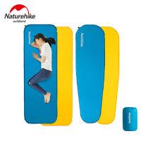 Ultralight Sponge Single Mat Self-inflating Sleeping Pad Outdoor Camping Cushion