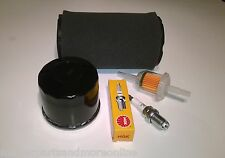 BRIGGS & STRATTON ENGINE SERVICE KIT - 793569 AIR & PRE FILTER, PLUGS,  FILTERS