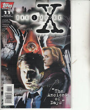 The X Files-Issue 11-Topps Comics  1995-Comic