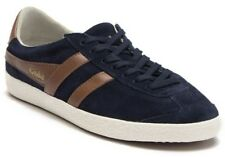 Gola Classics Specialist Men's Casual Retro Trainers Suede Sneaker Navy Blue 10