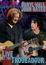 Daryl Hall & John Oa - Live at the Troubadour [New DVD]