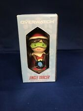 OVERWATCH BLIZZARD OFFICIAL JINGLE TRACER CHRISTMAS HOLIDAY ORNAMENT EXCLUSIVE