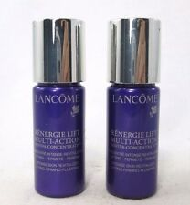 Lot/2 Lancome Renergie Lift Multi-Action Intense Skin Revitalizer ~ .34 oz Each