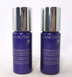 Lot of 2 Lancome Multi Action Intense Skin Revitalizer ~ .34 fl oz. Each ~