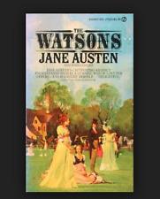Jane Austen Audio Book - The Watsons MP3 CD Unabridged *SUPERB*