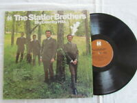 The Statler Brothers,Big Country Hits,Vinyl lp,Harmony