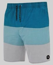 NEW RIP CURL MEN TRILOGY VOLLEY BOARDWALK SHORT MINT size 32 code 1-74 RP$54.50