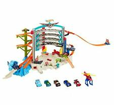 Hot wheels ultimate garage Replacement Parts More Parts Added