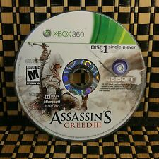 Assassin's Creed III (Microsoft Xbox 360)(DISC ONLY) #10483