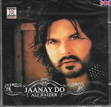 ALI HAIDER - JAANAY DO - NEW PAKISTANI SUPER HIT SONGS SOUND TRACK CD