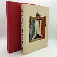 The Scarlet Pimpernel - Baroness Orczy - The Folio Society
