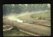 c1974 USAC Silver Crown @ NY State Fairgrounds Dirt Track - Vtg 35mm Race Slide