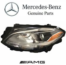 Mercedes ML550 GLE350 ML350 (12-16) Halogen Headlight Assy Driver Left Genuine